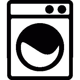 Uso lavatrice comune